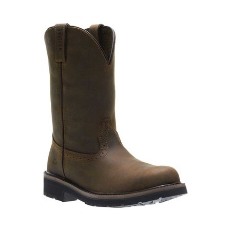 b7d4834fada Men's Wolverine Ranchero Soft Toe Work Boot