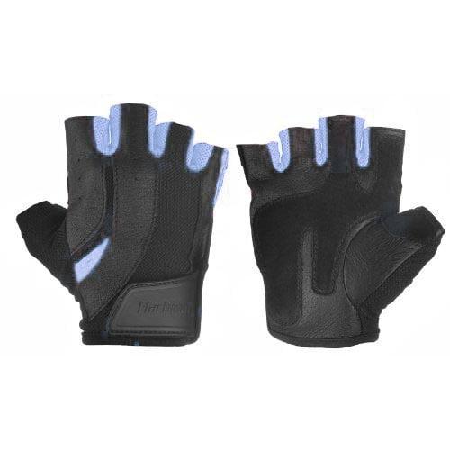 Harbinger 149 Women's Pro Lifting Gloves - Large - Black/Blue