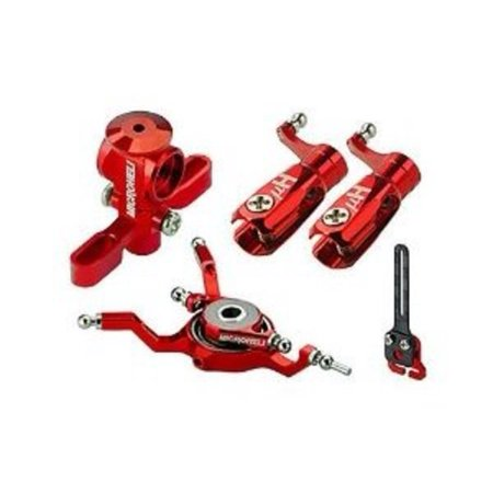 (CNC Blade Nano CP X Power Package, Red Multi-Colored)