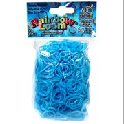 Rainbow Loom Sweets Baby Blue Fairy Rubber Bands Refill Pack [600 ct]