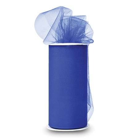 Royal Blue Tulle - Shiny Tulle 6