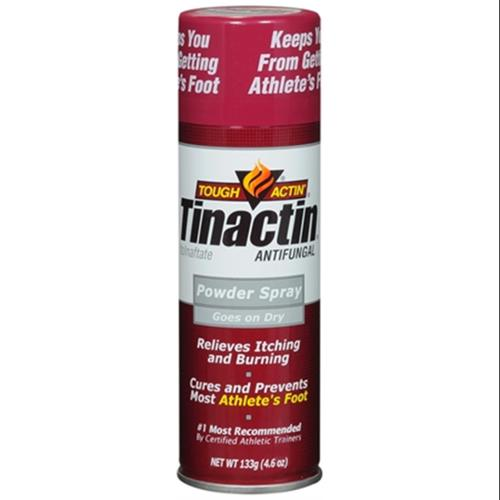 Tinactin Antifungal Powder Spray 4.60 oz (Pack of 3)