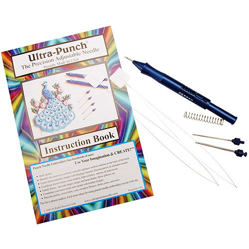 Cameo Ultra Punch Needle Set: Small, Medium, Large