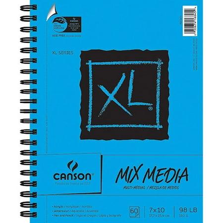 Canson XL Multi-Media Paper Pad, 60
