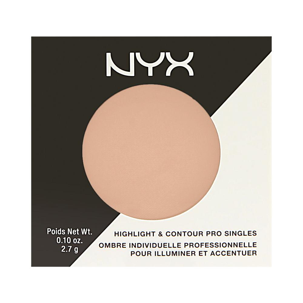 NYX Cosmetics Highlight & Contour Pro Singles Soft Peach