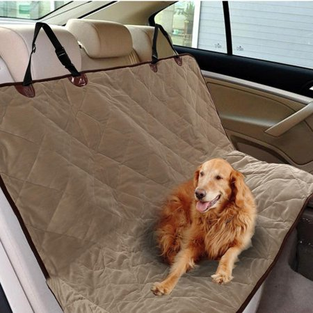 Foldable 58.5x43.68inch Brown Portable Pet Dog Puppy Cushion Soft ...