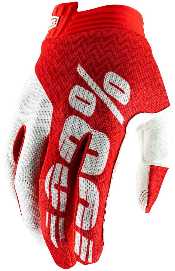 Blue//Navy 2XL 100/% iTrack Men/'s Full Finger Gloves