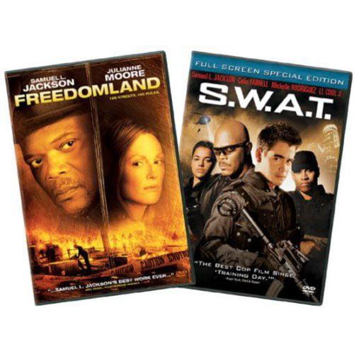 Freedomland / S.W.A.T. (Full Frame)