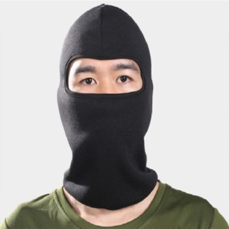 Motorcycles Thermal Fleece Balaclava Neck Winter Ski Full Face Mask Caps Cover