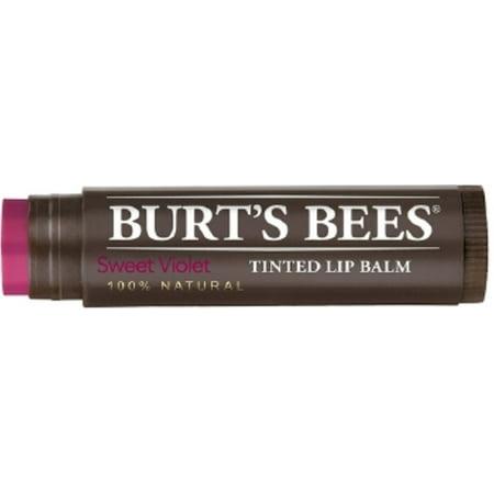 Burts Bees Burts Bees Tinted Lip Balm, Sweet Violet 0.15 oz (Pack of 9) Burts Bees Burts Bees Tinted Lip Balm, Sweet Violet 0.15 oz (Pack of 9) condition: New with box Brand: Burts BeesMPN: Does not apply