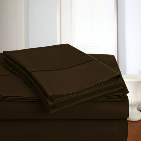 Image of 800 Thread Count 100% Egyptian Cotton 4PC Sheet Set