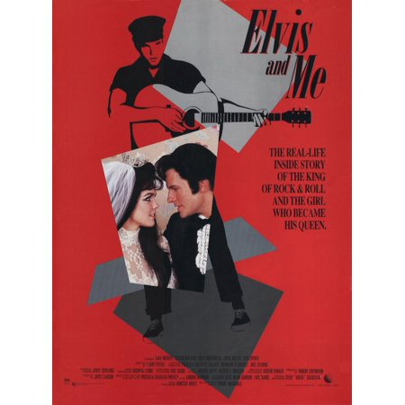 Elvis and Me (1988) 11x17 Movie Poster