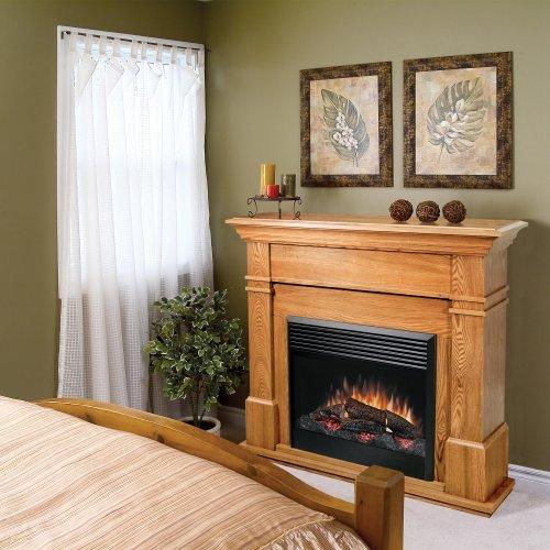 Dimplex Kenton Oak Electric Fireplace - Customer Top-Rated!