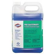 Clorox 30423 1 gal Quatenary Disinfectant Cleaner - Pack of 2