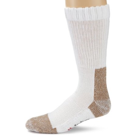 Fox River Steel-Toe Wick Dry Men`s Heavyweight Mid-calf Boot Socks, Medium