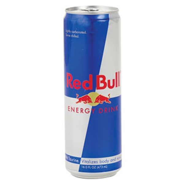Red Bull Original 16 oz Cans - Pack of 12