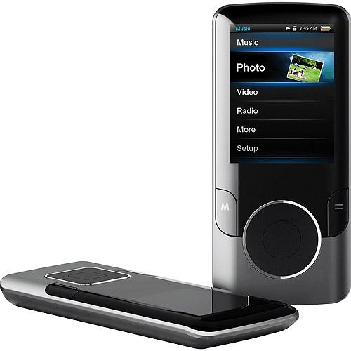 Coby 8GB Video MP3 Player, Black