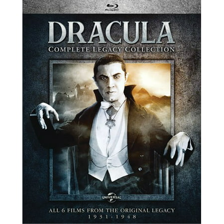 Dracula: Complete Legacy Collection (Blu-ray) - Bela Lugosi Dracula
