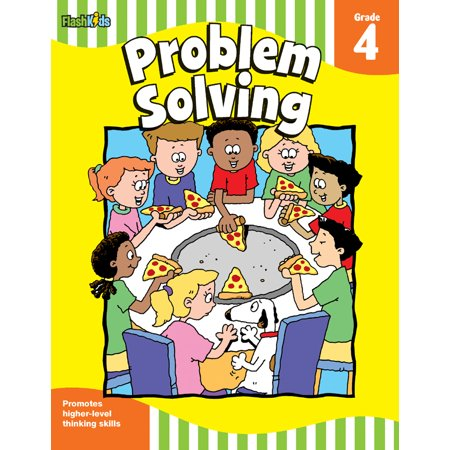 Problem Solving: Grade 4 (Flash Skills) (Hands On Problem Solving Activities For Middle School)