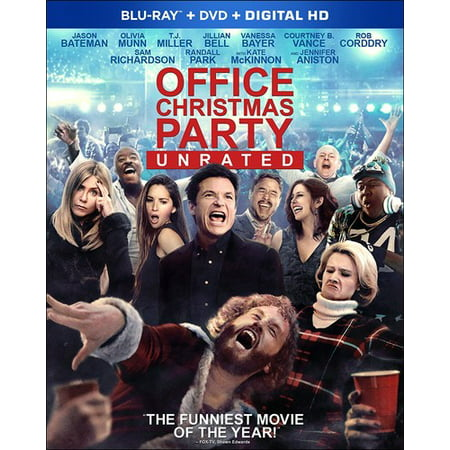 Office Christmas Party (Blu-ray + DVD + Digital Copy) ()