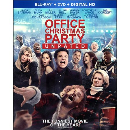 Office Christmas Party (Blu-ray + DVD + Digital Copy) (That Spirit Of Christmas By Ray Charles)