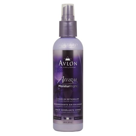 Avlon Affirm MoisturRight Leave-In Detangler 8 oz