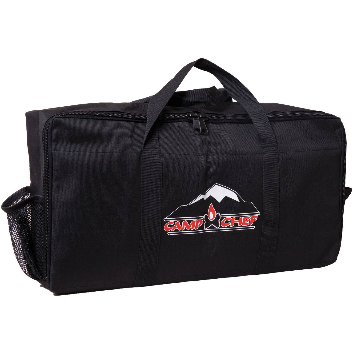 Camp Chef Mountain Stove Carry Bag with Mesh Pockets by Camp Chef