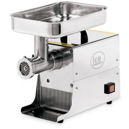 Lem 5 Stainless Steel 25 Hp Electric Meat Grinder