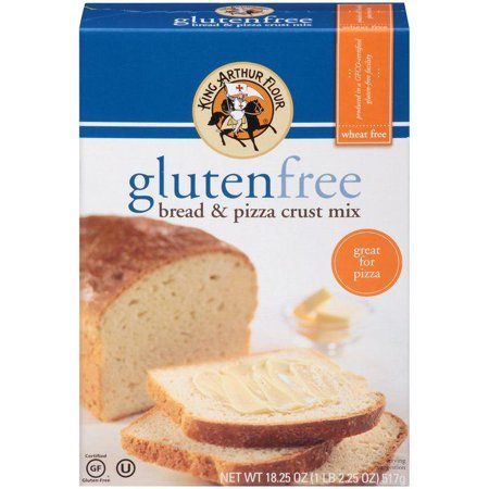 King Arthur Flour Gluten Free Bread & Pizza Crust Mix 18