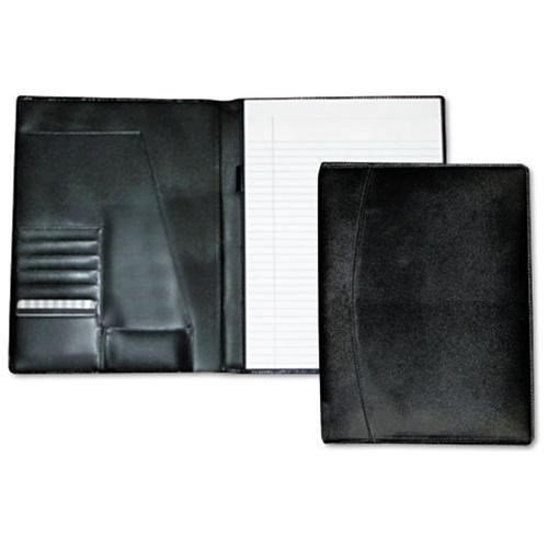 BUXTON COMPANY OC87795BK Men's Classic Pad Folio/writing Pad, 8 1/2 X 11, Black, Each