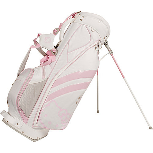 Hello Kitty Golf Hello Kitty Diva Stand Bag