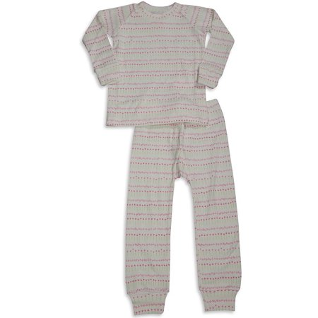 Girls Potato - Sweet Potatoes - Little Girls Long Sleeve Cotton Pajamas - 11 Fun Patterns Boutique Brand PJ - 30 Day Guarantee - FREE SHIPPING