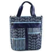 relic takeaway tote women   synthetic blue tote