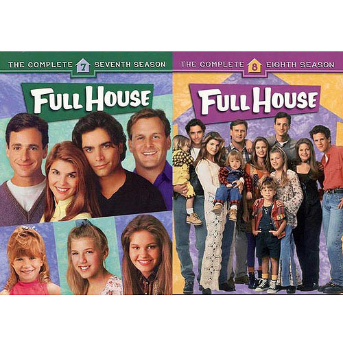 Full House: The Complete Seventh And Eighth Seasons (2-Pack) (Full Frame)