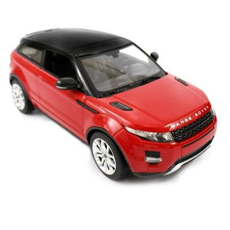 Licensed Range Rover Evoque Electric RC Car 1:14 RTR Red RC Car R/C Car Radio Controlled Car (Range Rover Evoque Toy)
