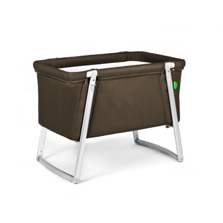 Babyhome Dream Cot Brown