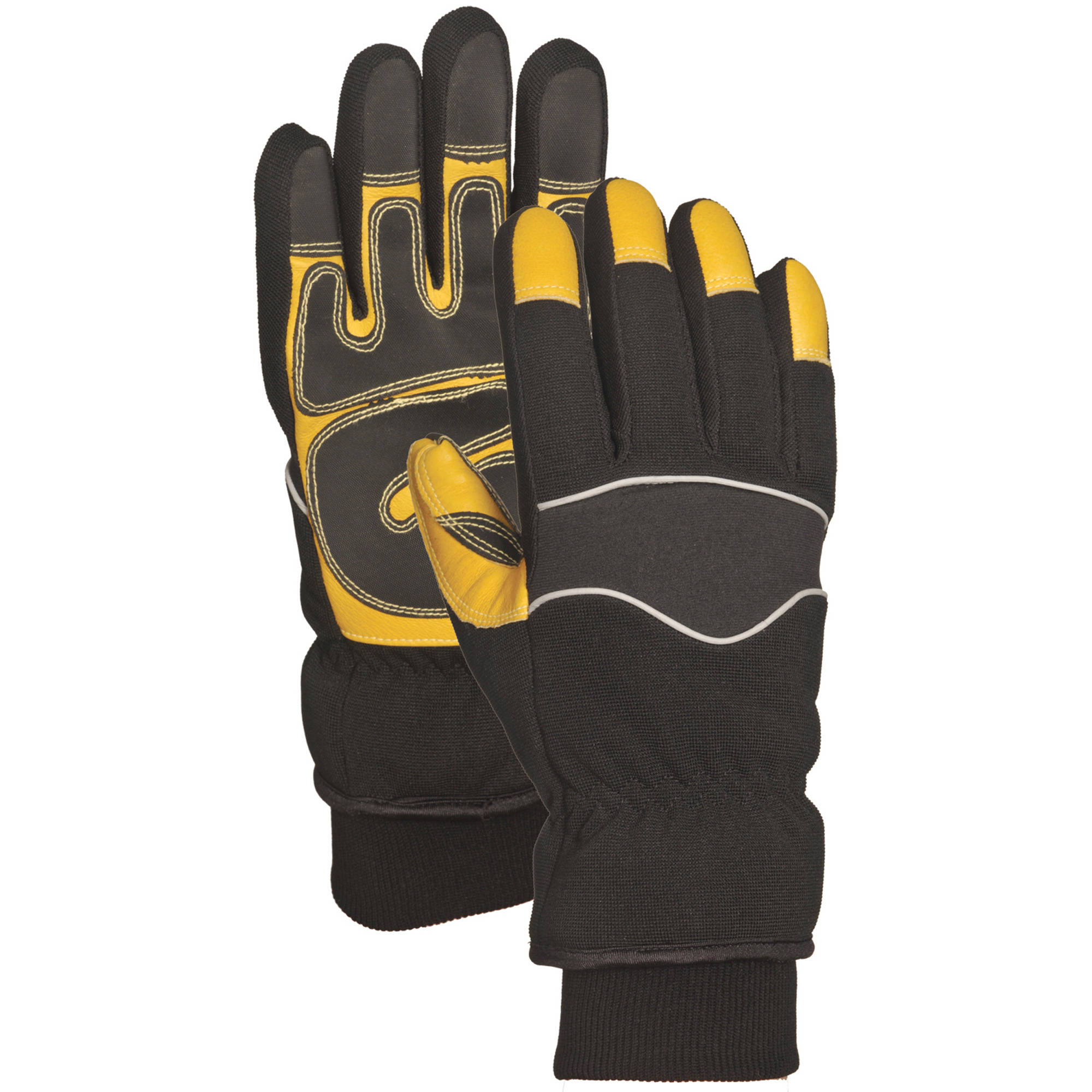 Bellingham Glove CRG23XXL 2X-Large Reinforced Leather Palm Insulated Winter Gloves