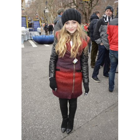 Sabrina Carpenter In Attendance For MacyS Thanksgiving Day Parade 2014 Manhattan New York Ny November 27 2014 Photo By Derek StormEverett Collection Celebrity (Halloween Parade New York)