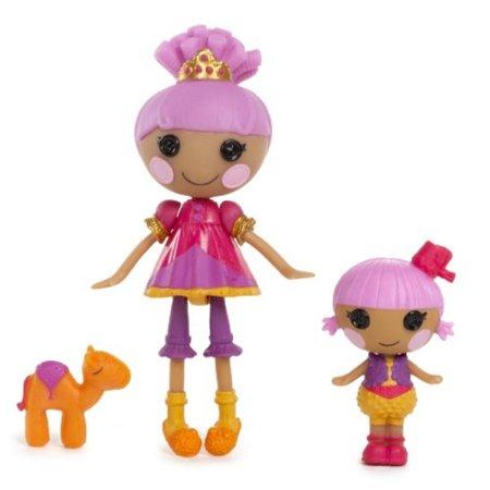 Lalaloopsy Mini Littles Pita Mirage and Sahara Mirage Doll (Lala Loopsy)