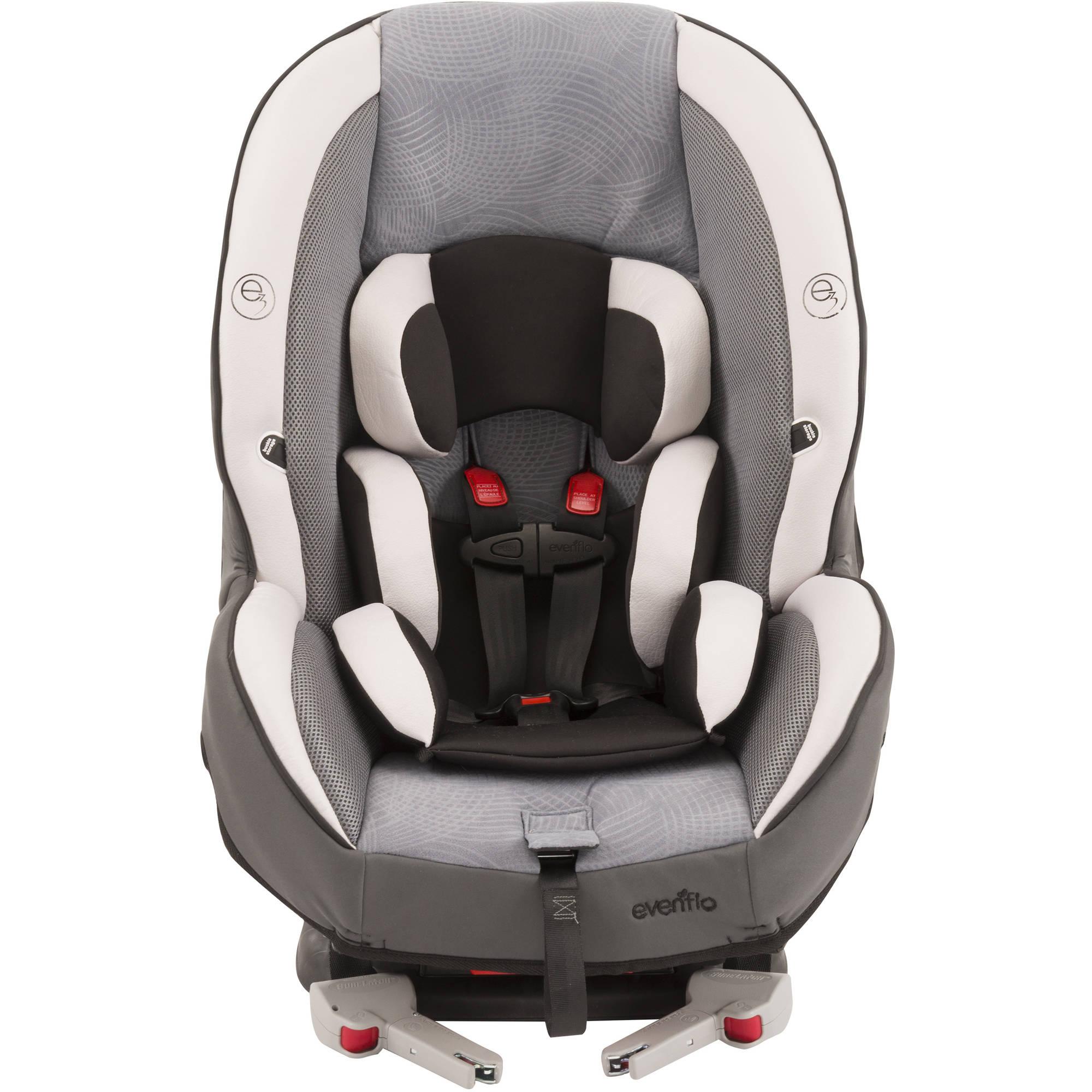 Evenflo Momentum DLX Convertible Car Seat Bailey