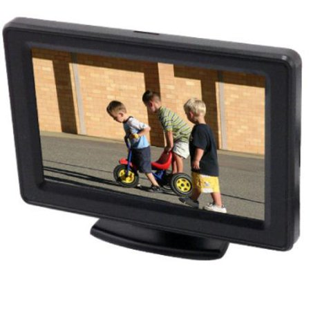 Accele Electronics LCDP43LW Accele 4.3 Dash Mnt Monitor
