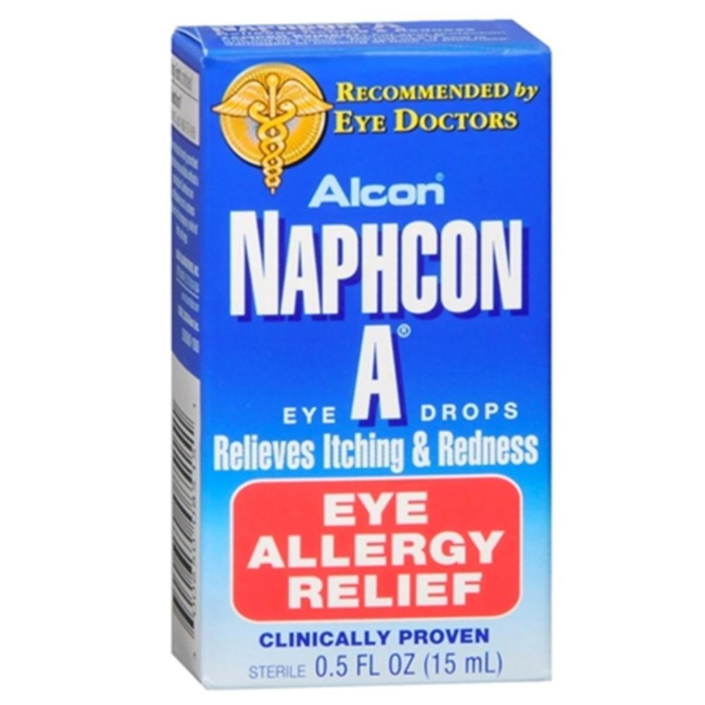 Alcon: Eye Drops Naphcon A Eye Allergy Relief, .5 Oz