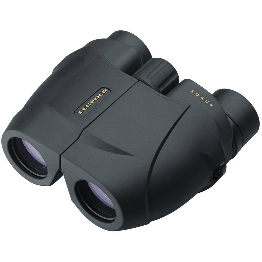 Leupold BX-1 Rogue 10x 25mm Compact Porro Binoculars