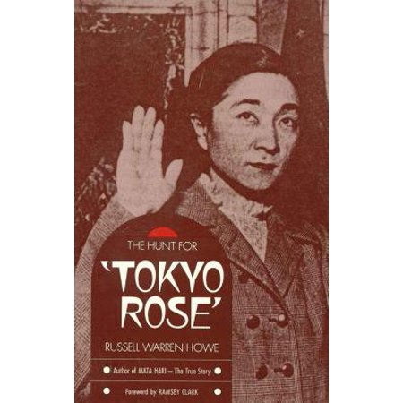 The Hunt for Tokyo Rose - eBook