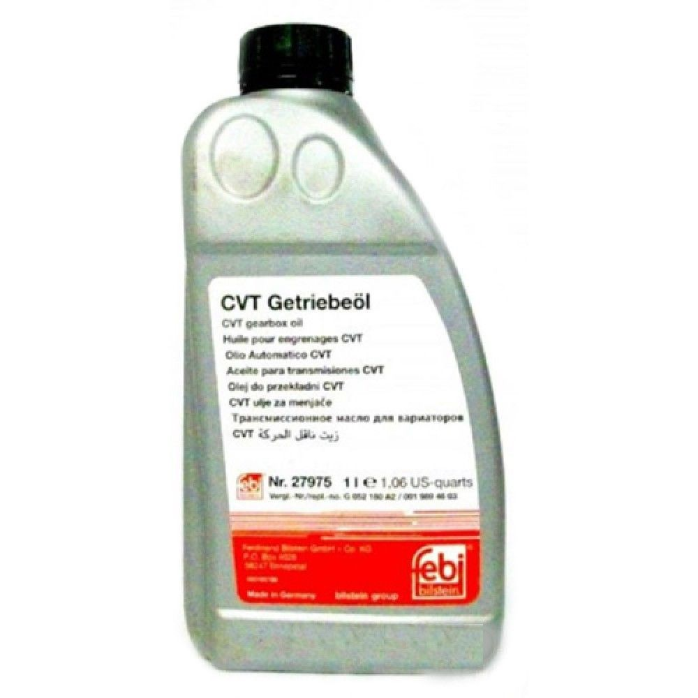 Audi Automatic Transmission Fluid (CVT Type) (1 Liter) Febi Germany by Febi