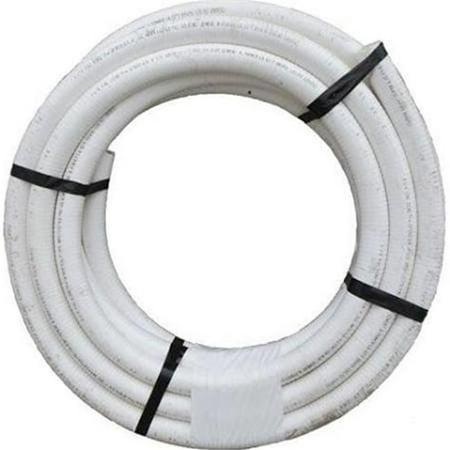 Pipe AZ255 2.5 in. x 50 ft. PVC Flex Pipe - image 1 of 1