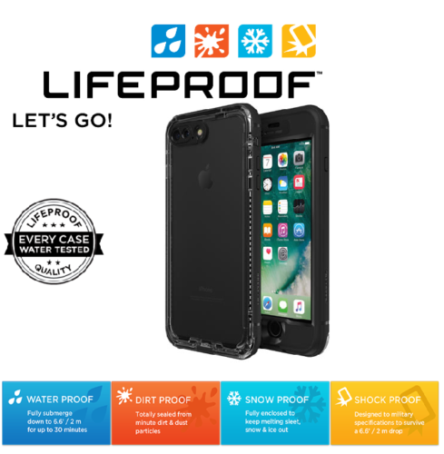 LifeProof NÜÜD Case For Apple iPhone 7