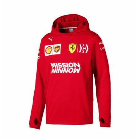 d2fe3144 Scuderia Ferrari 2019 F1 Team Tech Fleece Hoodie (XXL)
