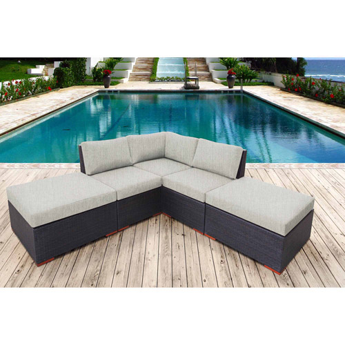 Nevis 5-Piece Corner Sectional