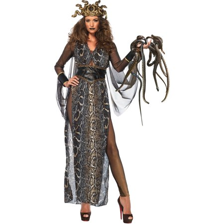 Medusa Plus Size Costume (Medusa Costume - Medium - Dress Size)